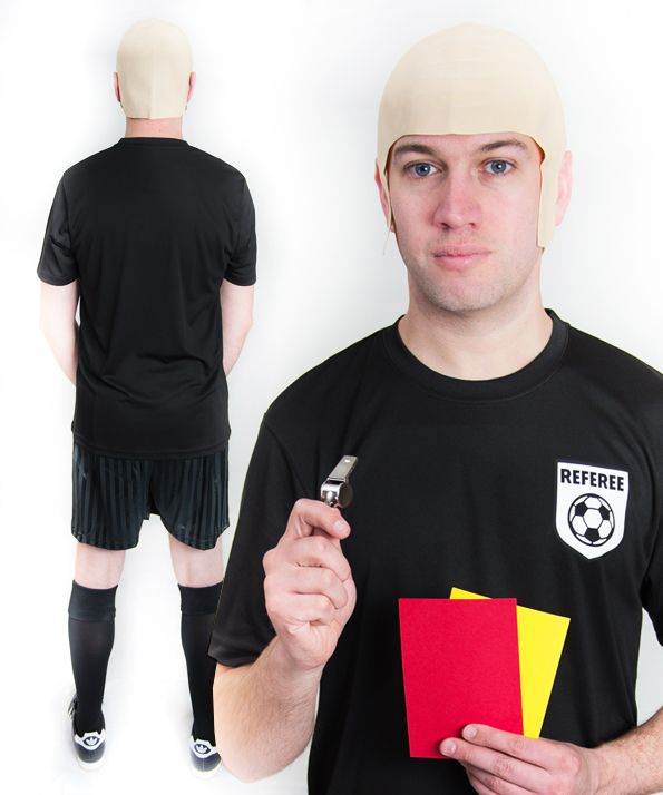 Referee fancy dress cheap