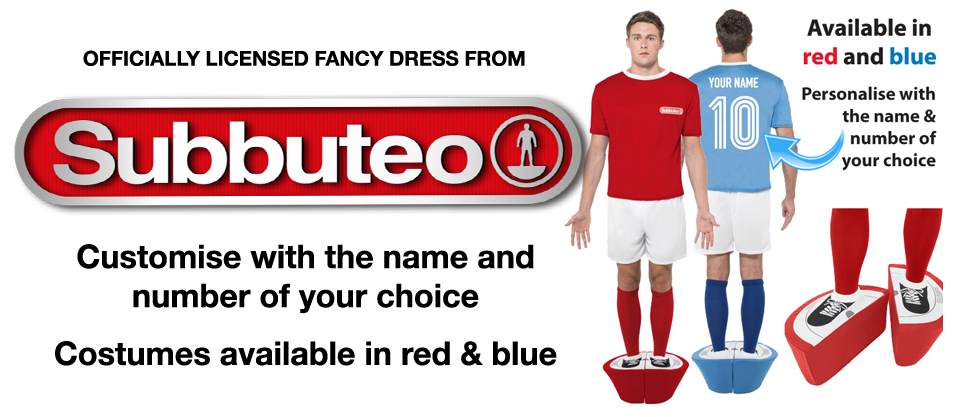 Subbuteo Fancy dress costume